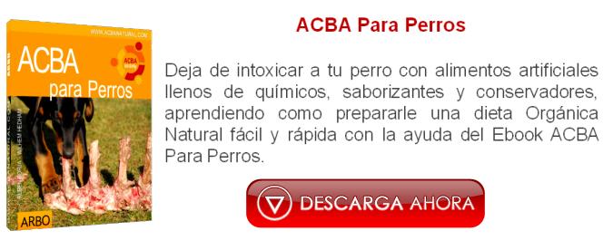 dieta ACBA